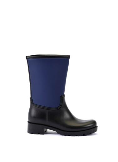 Esem ESEM B0003 Yağmur Botu Kadın Ayakkabı  Lacivert